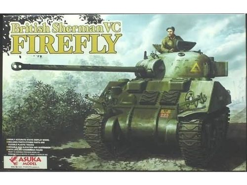 BRITISH SHERMAN FIREFLY    1/35