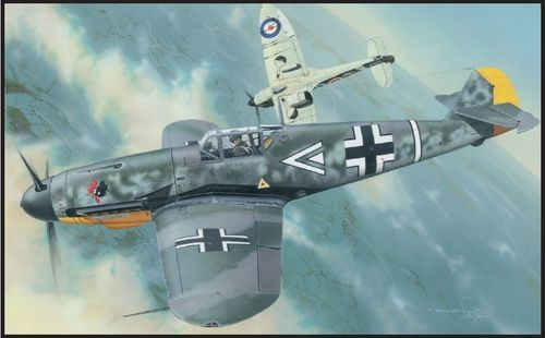 Bf 109F-4 Profipack 1/48
