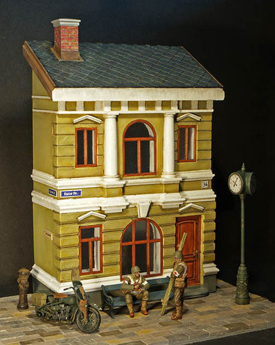 Town house 1/35