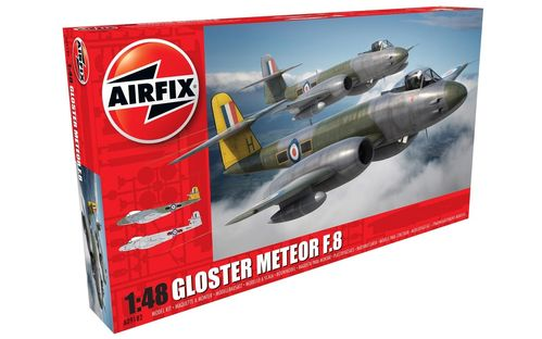 Gloster Meteor F8  1/48