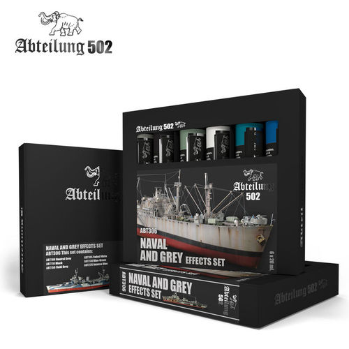 Abteilung502  Naval and Grey Effects Set
