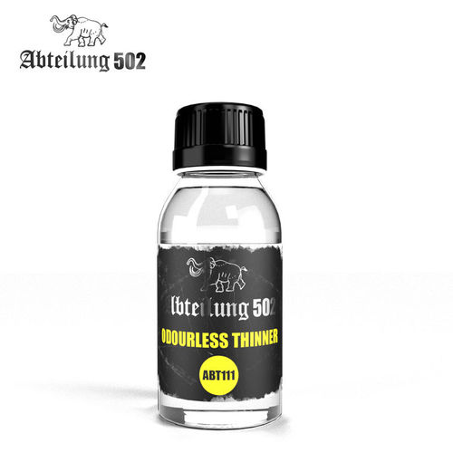 Abteilung502 Odourless Thinner