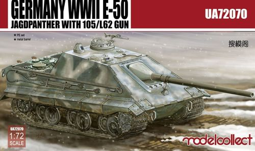 E-50 STUG with 105/L62 gun