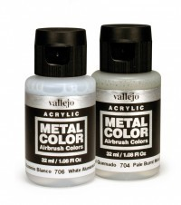 Vallejo Metal Color Airbrush Colors