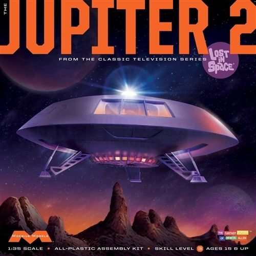 Lost in Space Jupiter Kit