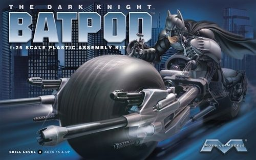The Dark Knight Badpod  1/25