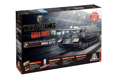 World of Tanks - Ferdinand  1/35