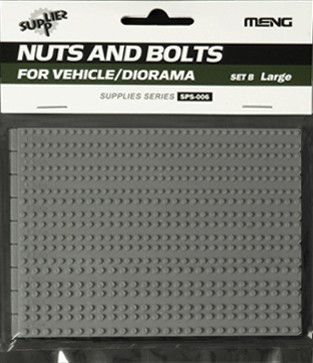Nuts and Bolts SET B (large)  1/35