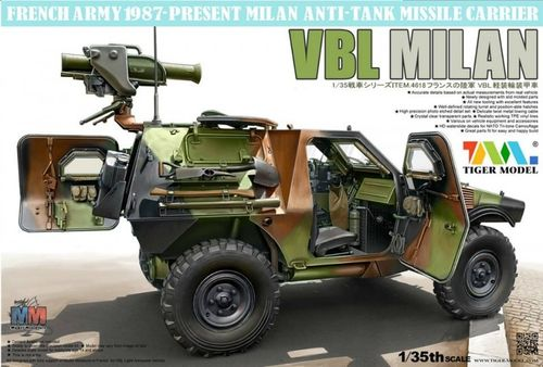 Panhard VBL with Milan