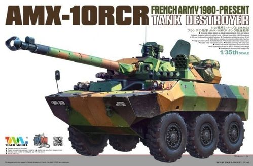 AMX-10RCR French Army