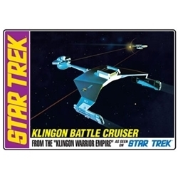 Star Trek Klingon Battle Cruiser Standard Edition