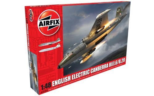English Electric Canberra B2/B20  1/48