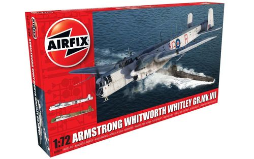 Armstrong Whitworth Whitley Mk.VII 1/72