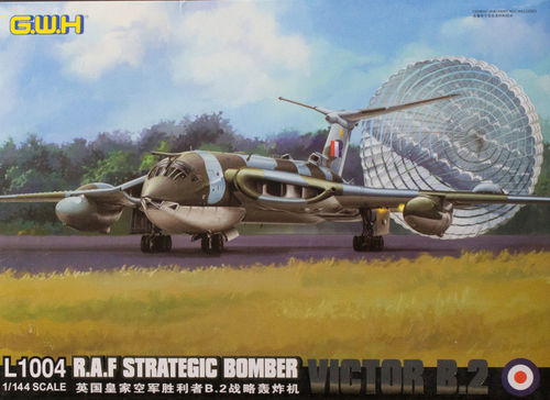 R.A.F. Strategic Bomber VICTOR B2 1/144