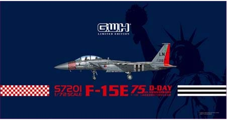 F-15E 75th D-Day Anniversary  1/72