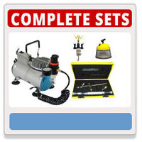Airbrush Complete Sets
