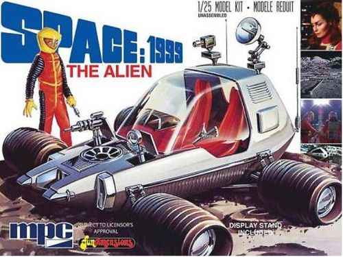 Space 1999 The Alien 1/25