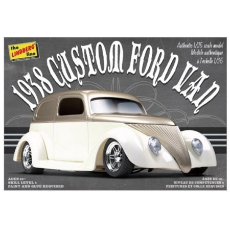 38 Ford Custom Van   1/25