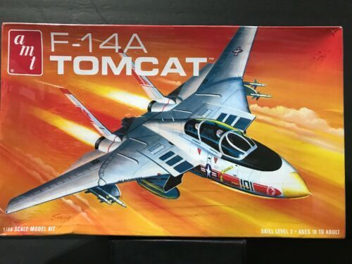 F-14A Tomcat Fighter  1/48