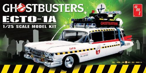 GHOSTBUSTERS ECTO-1 1/25