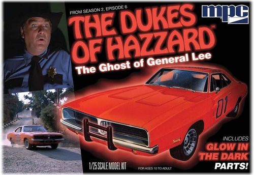 Ghost of General Lee Dodge  1/25