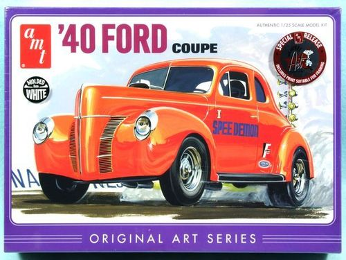 40 FORD COUPE 1/25