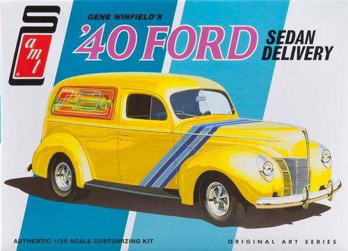 40 Ford Delivery Van 1/25