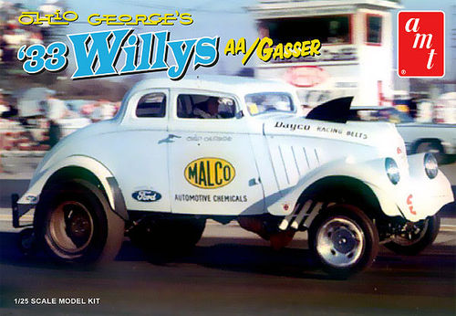 Ohio George Willy's Gasser 1/25