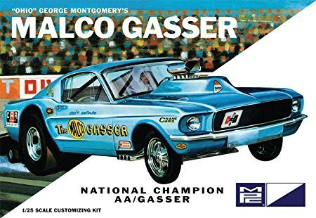67 MUSTANG OHIO GEORGE 1/25