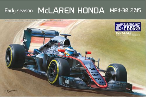 2015 Honda MP4-30 Early Season 1/20
