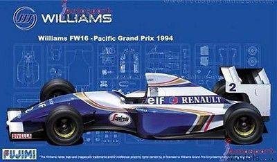 WILLIAMS FW 16  1/20
