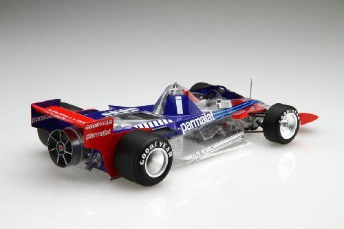 BRABHAM BT46B CLEAR BODY 1/20