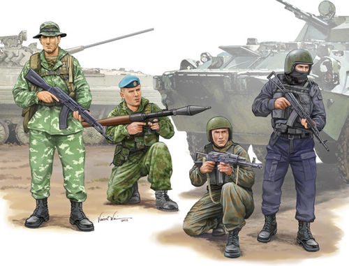 Russian Special Operation Force  1/35