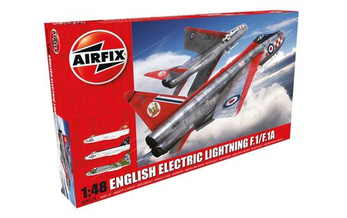 English Electric Lightning F1/F1A/F2/F3 1/48