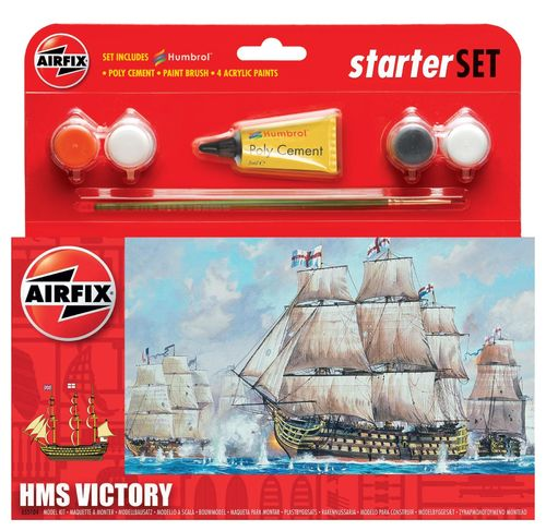 Giftset HMS Victory 1/500