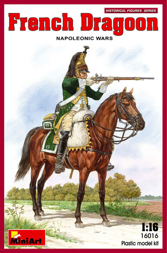 FRENCH  DRAGOON NAPOLEONIC WARS 1/16