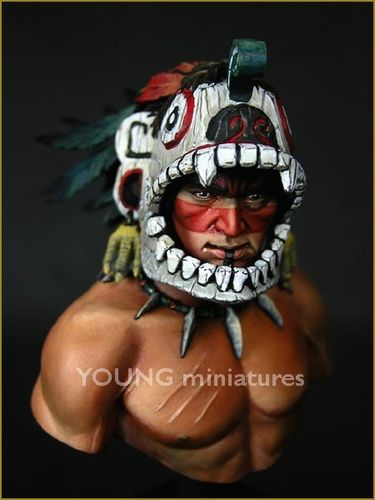 Aztec Warrior 1/10