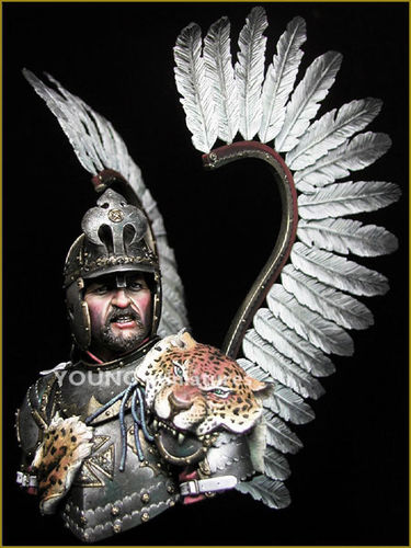 POLISH WINGED HUSSAR 17TH CENTURY  1/10