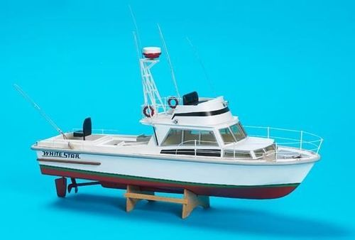 White Star motorboat 1/15