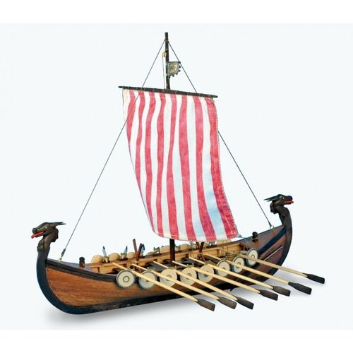 Viking Ship NEW  1/75