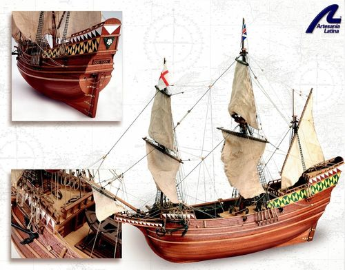 Mayflower 1/60