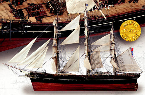 CUTTY SARK Tea Clipper 1/84