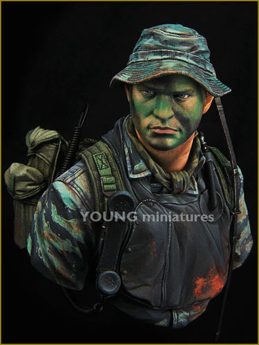 US Navy Seal Vietnam 1/10