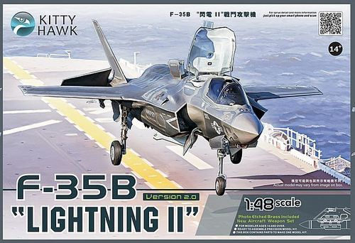 F35 Lightning II version 2 1/48