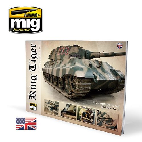 KING TIGER - VISUAL MODELERS GUIDE