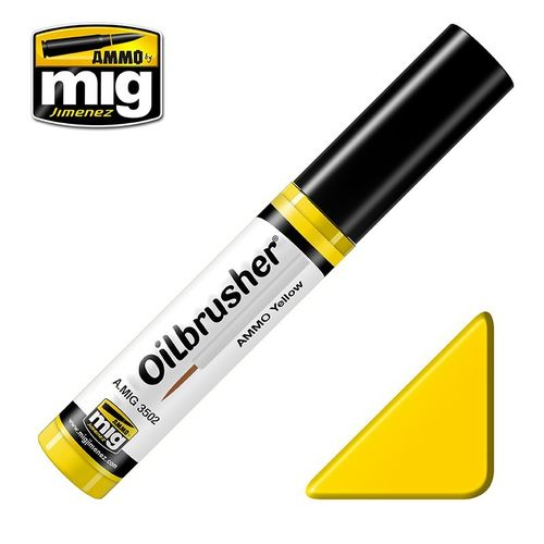 Oilbrusher: Ammo Yellow