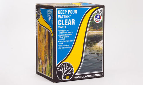 Deep Pour Water Clear:    (385ml)