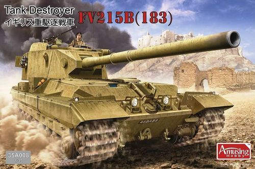 Tank Destroyer FV215B (183) 1/35