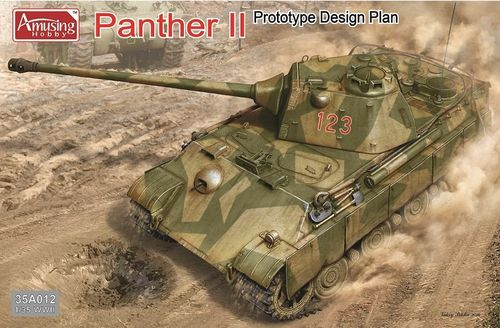 Panther II Prototype Design 1/35