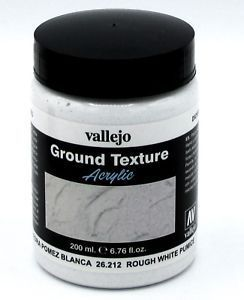 Rough White Pumice (200ml)